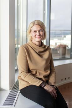 Siw Dejligbjerg Steen, konserndirektør for hvitt kjøtt og egg i Nortura