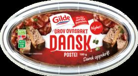 Gilde Ovnsbakt grov dansk leverpostei
