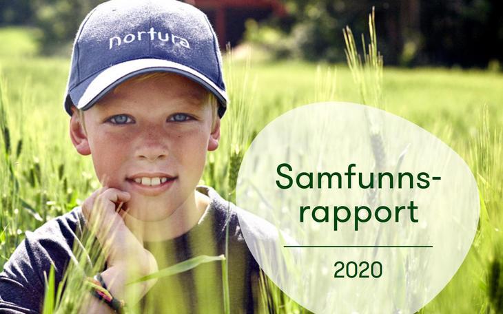 Nortura Samfunnsrapport 2020