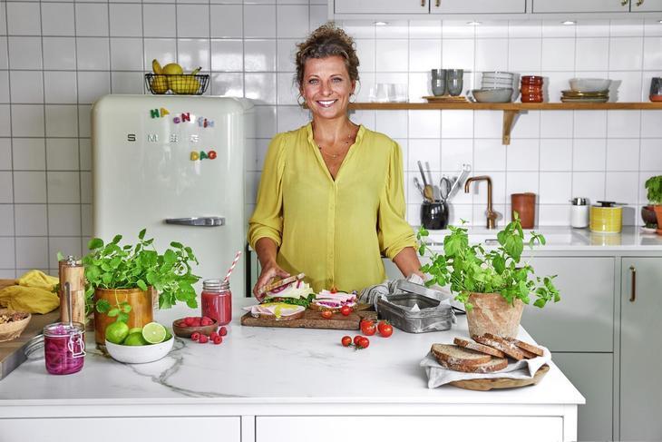 Lise Finckenhagen deler matpakke-tips